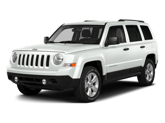 2016 Jeep Patriot High Alude In Savannah Ga Chatham Parkway Toyota