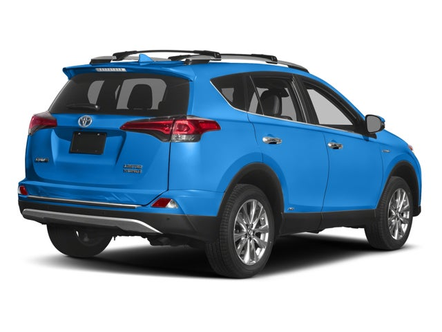 2017 Toyota Rav4 Hybrid Limited In Savannah Ga Chatham Parkway