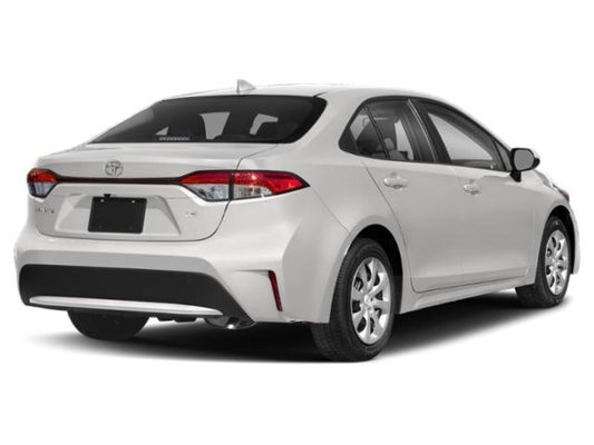 Chatham Parkway Toyota >> 2020 Toyota Corolla Le