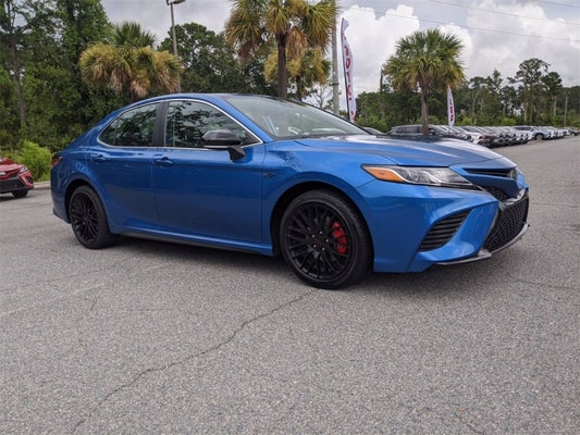 Chatham Parkway Toyota >> 2019 Toyota Camry Se