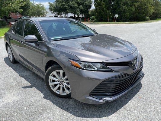 Chatham Parkway Toyota >> 2018 Toyota Camry Le